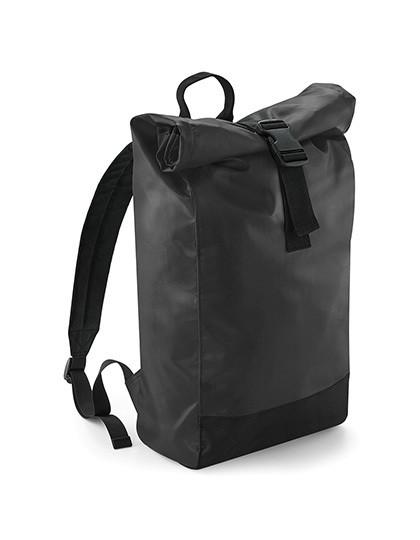 trend:roll-top rucksack