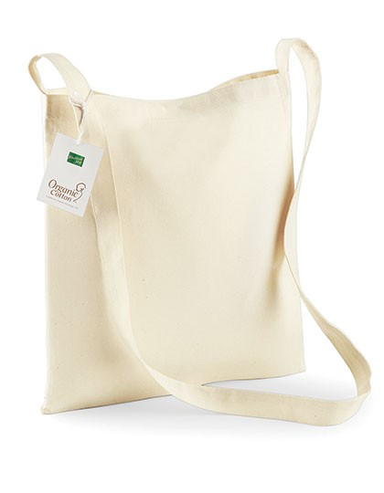 organic:cotton sling bag